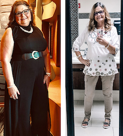 Terri's weight loss transformation